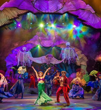 Disney's The Little Mermaid Tour Dates 2020 & 2021 | Tickets