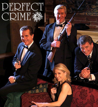 Perfect Crime New York 2020 Tickets @ Anne L. Bernstein Theater