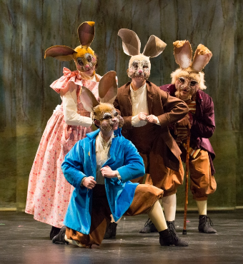 A Peter Rabbit Tale A Childrens Musical 2020 Tickets