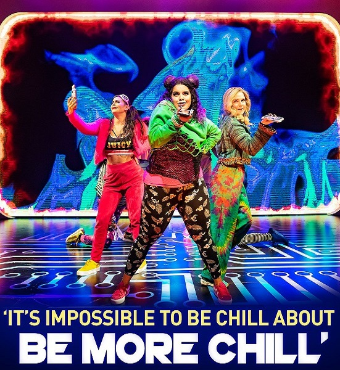 Be More Chill Musical Chicago 2020 Tickets | Apollo Theater