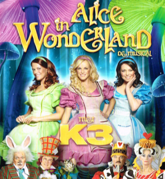 Alice In Wonderland Wisconsin Dells 2020 Ticket | Palace Theater