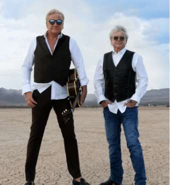 Air Supply Las Vegas 2020 Tickets | The Orleans Hotel