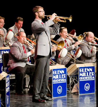Glenn Miller Orchestra | Musical Band Concert | Tickets