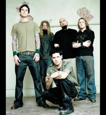 Adema | Musical Band Concert | Tickets