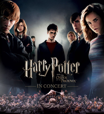 Harry Potter and The Order of The Phoenix In Concert | Live | Tickets