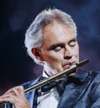 Andrea Bocelli | Musical Concert | Tickets