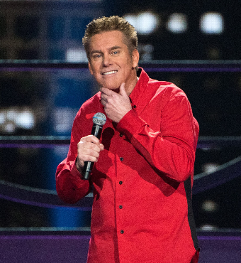 Brian Regan | Live in Ryman Auditorium | Tickets