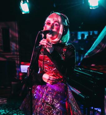 Emily Blue | Music Concert | Ticket