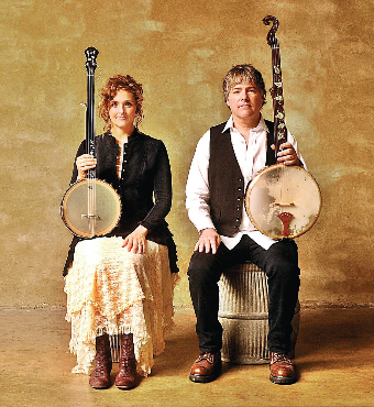 Bela Fleck & Abigail Washburn | Live in Walker Theatre | Tickets