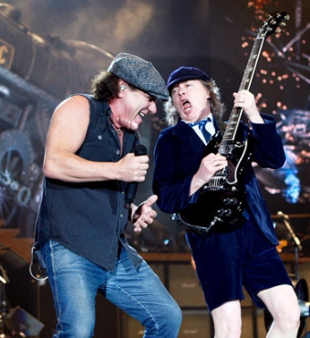 Thunderstruck - A Tribute To AC/DC | Band Concert | Tickets
