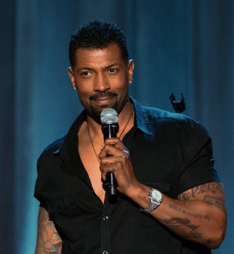 Deon Cole | Live in Boston | Tickets