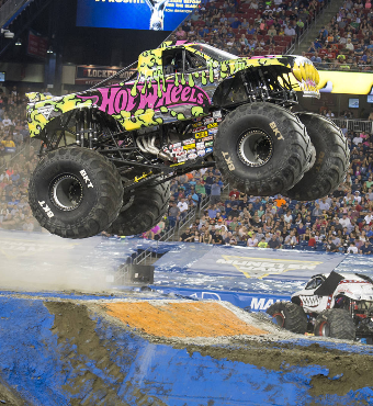 Monster Jam | Live in Detroit | Tickets