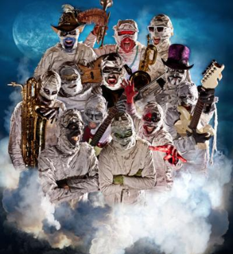 Here Come The Mummies | Live Concert| Tickets