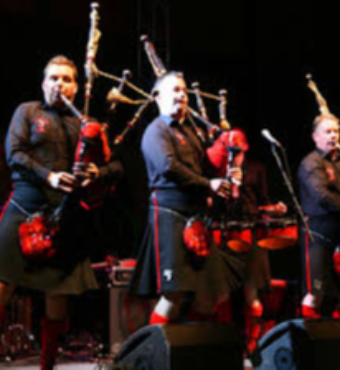 The Red Hot Chilli Pipers - Tribute Band 2021 | Tickets