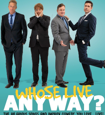Whose Live Anyway? | Live Event | Tickets