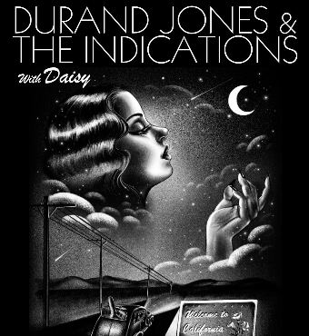 Durand Jones and The Indications & Daisy | Tickets