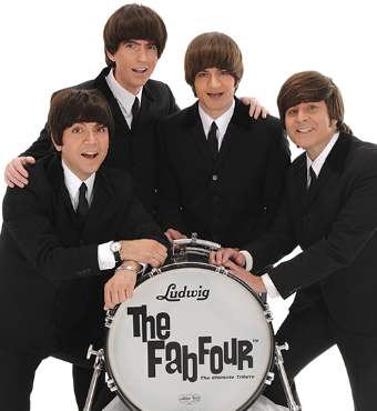 The Fab Four - The Ultimate Tribute 2021 | Tickets