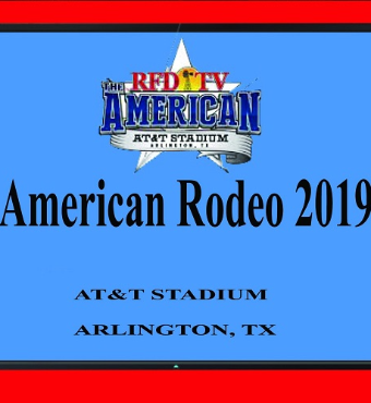 The American Rodeo - 2 Day Pass 2021 | Tickets