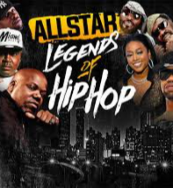 All Star Legends of Hip Hop | Tickets