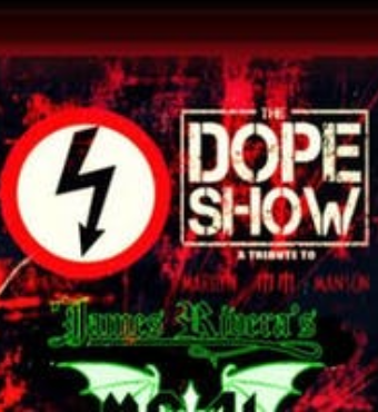 The Dope Tribute Show | Live Show | Tickets