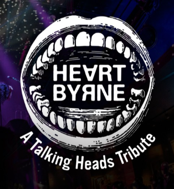 HeartByrne - Talking Heads Tribute | Tickets