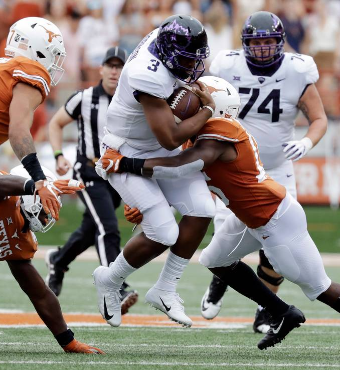 Texas Longhorns vs. TCU Horned Frogs | Tickets