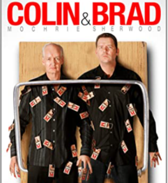 Colin Mochrie & Brad Sherwood | Comedy Show | Tickets