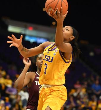 LSU Tigers Women's Basketball vs. Texas A&M Aggies | Tickets