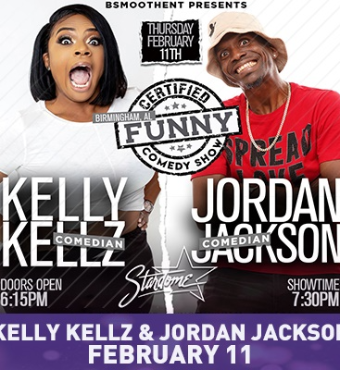 Kelly Kellz & Jordan Jackson | Live Concert | Tickets