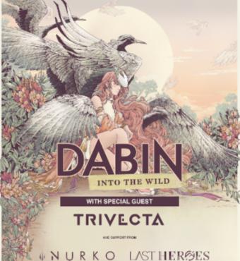 Dabin: Nurko & Last Heroes | Live Event | Tickets