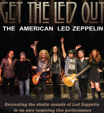 Get the Led Out - Tribute Band | Live Concert | Tickets