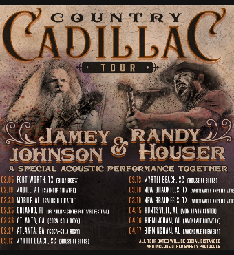 Jamey Johnson & Randy Houser | Tickets