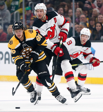 Boston Bruins vs. New Jersey Devils | Tickets