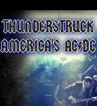 Thunderstruck - A Tribute To AC/DC | Live Concert | Tickets