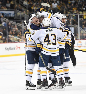 Buffalo Sabres vs. Pittsburgh Penguins | Tickets
