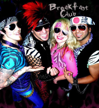 The Breakfast Club - 80s Tribute Band | Tickets