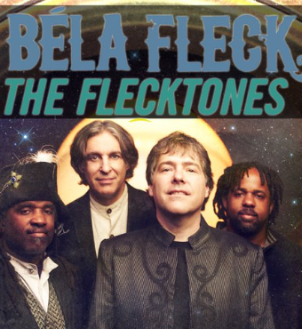 Bela Fleck and The Flecktones | Musical Concert | Tickets