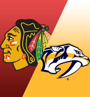 Chicago Blackhawks vs. Nashville Predators | Tickets
