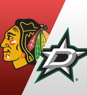 Chicago Blackhawks vs. Dallas Stars | Tickets