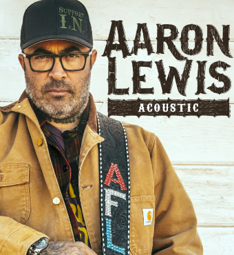 Aaron Lewis | Music Concert | Tickets