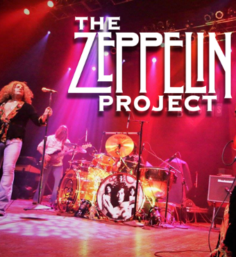 The Zeppelin Project | Live In Concert | Tickets