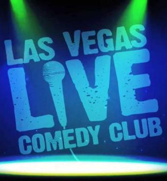 Las Vegas Live Comedy Club | Live Event | Tickets