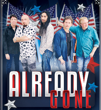 Already Gone - A Tribute to The Eagles | Tickets