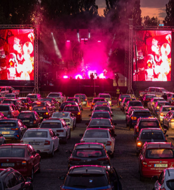 Drive-In Nights Concert: Bon Jovi | Tickets