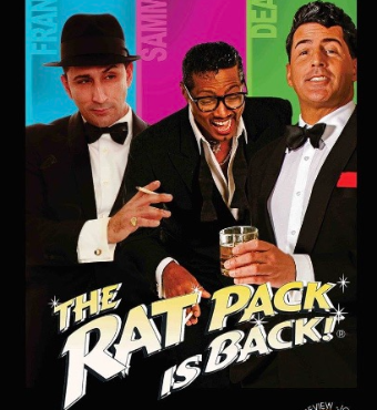 The Rat Pack is Back! | Tickets
