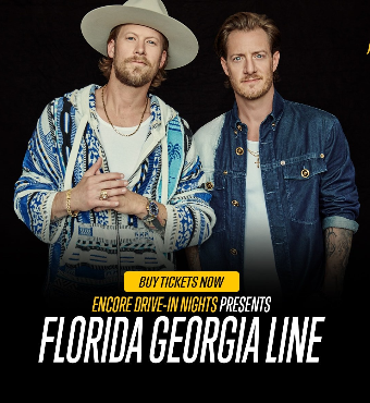 Encore Drive-In Nights: Florida Georgia Line, Nelly & Chase Rice | Tickets