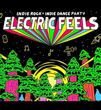 Electric Feels: Indie Rock and Indie Dance Night | Tickets