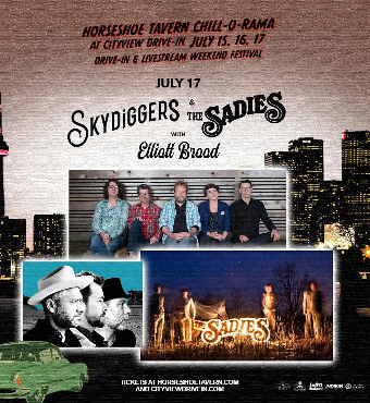 Skydiggers & The Sadies | Live In Concert | Tickets