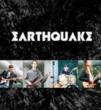 Earthquake | Musical Band Concert | Tickets