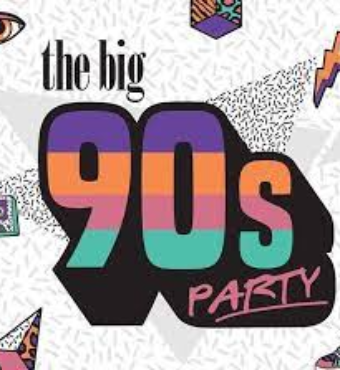 The Biggest 90s Party Ever |  Tickets